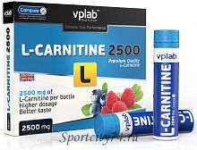 L-Карнитин VP laboratory L-Carnitine 2500